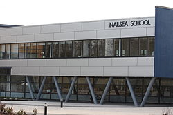 Nailsea School New Building.JPG