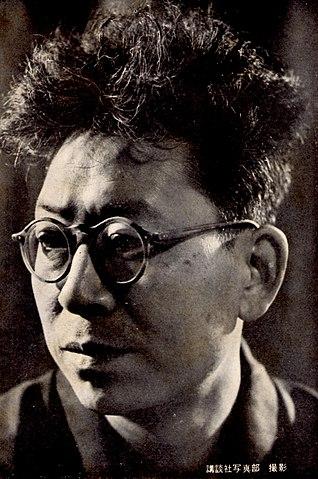 中野 重治(Shigeharu Nakano)Wikipediaより