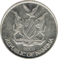 Namibia-Dollar 5cent-coin2 back.png