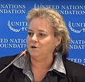 Nancy A Donaldson of ILO on Intl Youth Day 04.jpg
