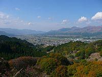 Nango Valley from Takamori Pass 2009.JPG