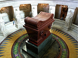 The Tomb at the Invalides