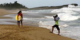 Natasha Sagardia Puerto Rican bodyboarding World Gold Medalist