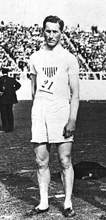 Nathaniel Cartmell American athlete