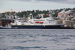 National Geographic Explorer in Tromsø