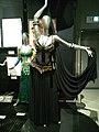 National Museum of Ethnology, Osaka - Belly dance costume worn by Dandash - Cairo, Egypt.jpg