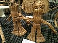 National Museum of Ethnology, Osaka - Spirit figures (Straw dolls) - Murayama City, Yamagata Pref. - Collected in the 1970s.jpg