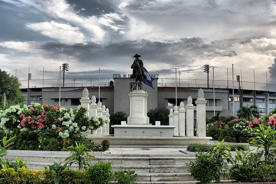 National baseball stadium Managua