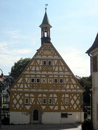 Neckartailfingen - Neckartailfingen town hall