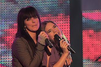 Nena - Nena appearing on Dein Song in 2008