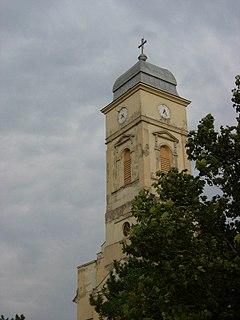 Torda, Žitište Village in Vojvodina, Serbia