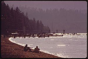 Nevada - South Lake Tahoe, California - NARA -...