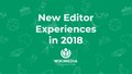 New Editor Experiences—Where we are, January 2018.pdf
