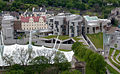 New Scottish Parliament building, seen from Salisbury Crags.jpg
