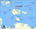 New Siberian Islands map Bennett island.PNG