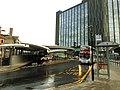 New Station Street, Leeds - reconfigured bus stops (geograph 6292402).jpg
