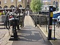 New Telford Bridge, St Katherine Docks - geograph.org.uk - 1382666.jpg