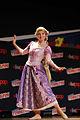 New York Comic Con 2014 - Rapunzel (15522652595).jpg