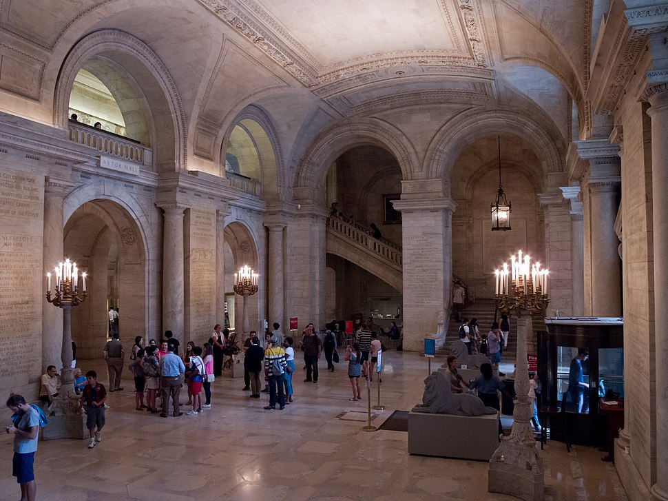 New York Public Library - 02