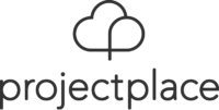 New logo Projectplace logo Main black.png