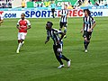 Newcastle United vs Arsenal, 29 August 2015 (25).JPG