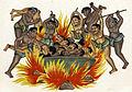 Ngaye (Naraka) in Burmese art.jpg