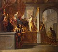 Nicolaes Knüpfer - Queen of Sheba before Solomon - WGA12218.jpg