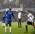 Nicolas Anelka & Stuart Holden - Chelsea vs Bolton Wanderers.jpg