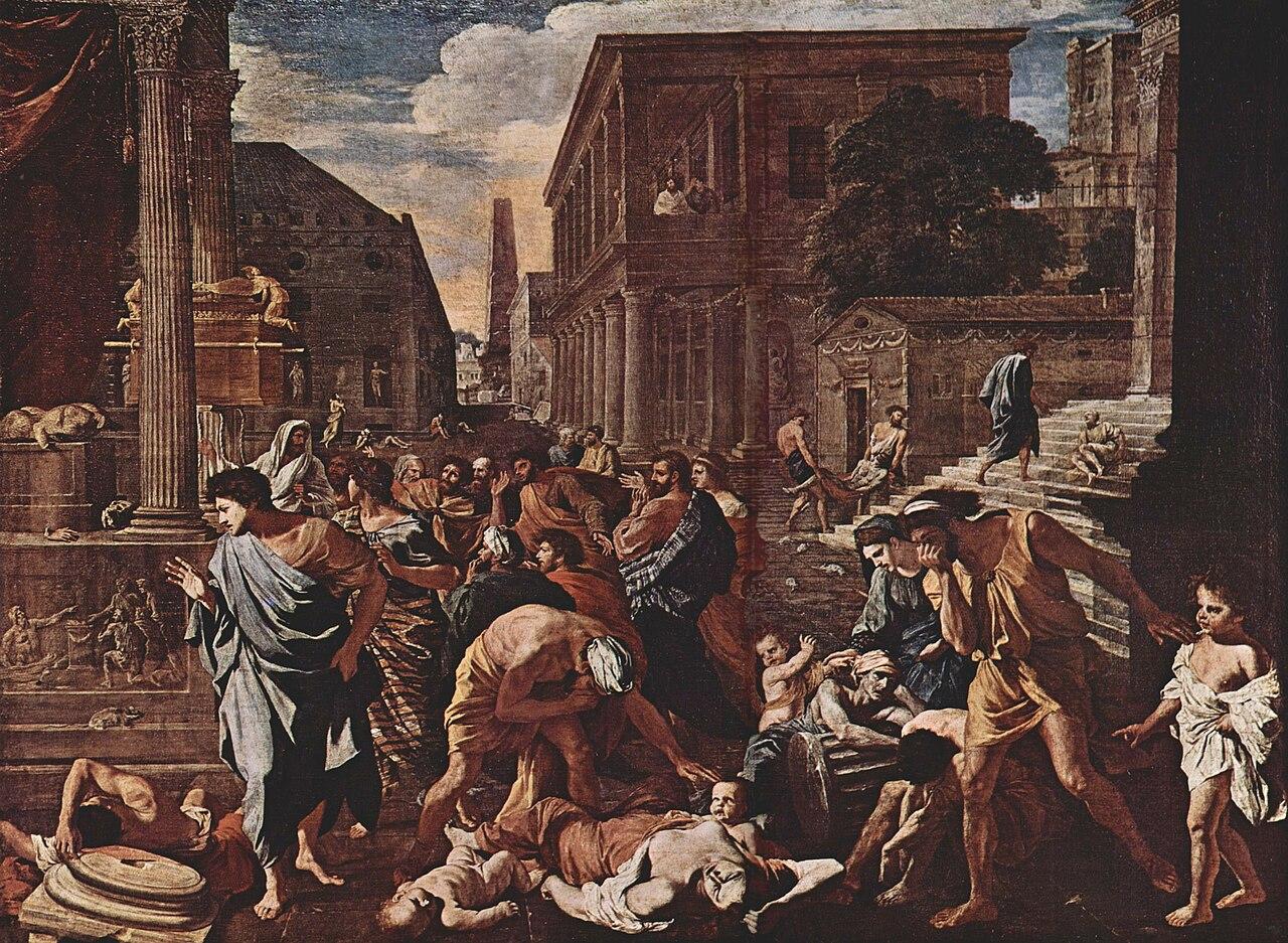 Nicolas Poussin - La Peste à Ashdod.jpg