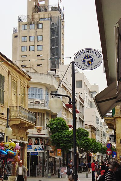 File:Nicosia Ledra street afternoon Republic of Cyprus 4.JPG
