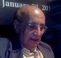 Nida Fazli in Chandigarh-1 (28-Jan-2014) 02.JPG