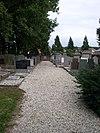 foto van Joodse begraafplaats