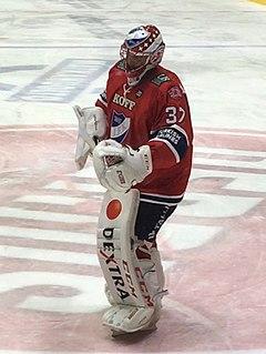 Niklas Bäckström ice hockey player