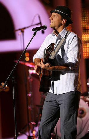 Jason Mraz - Jason Mraz at the Nobel Peace Prize Concert in 2008