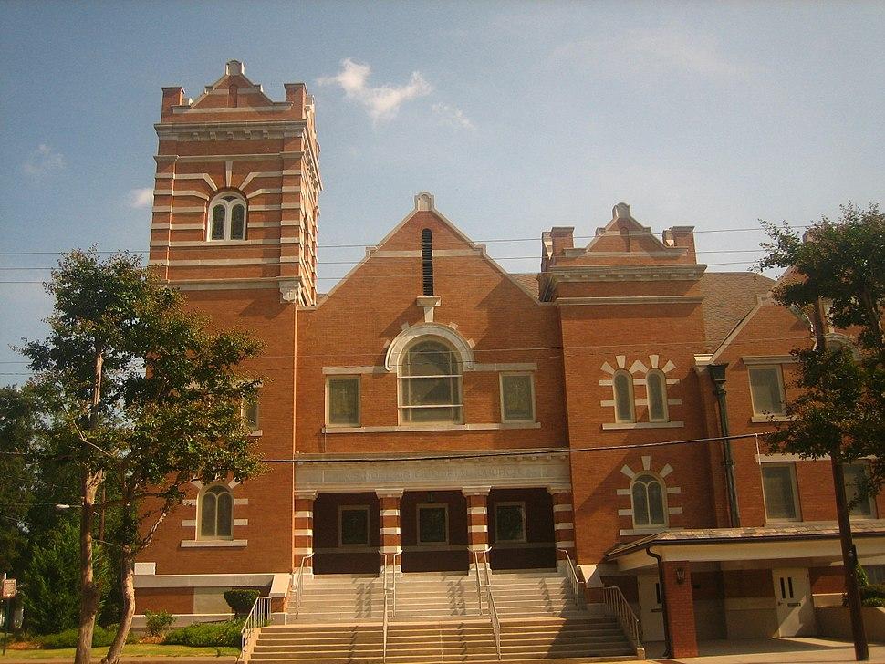 Noel Methodist Church in Shreveport IMG 1574