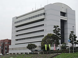 Nogata city hall.JPG