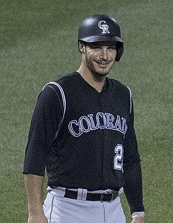 Nolan Arenado American baseball player