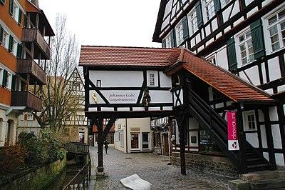Nonnenhaus, Tübingen (Beginenhaus, 1488) - panoramio.jpg