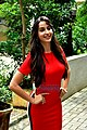 Nora Fatehi snapped at Maddock Films' office in Bandra (04).jpg