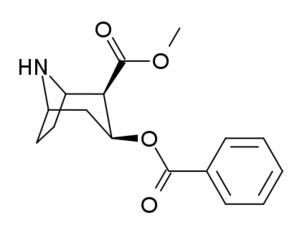 Norcocaine - Image: Norcocaine