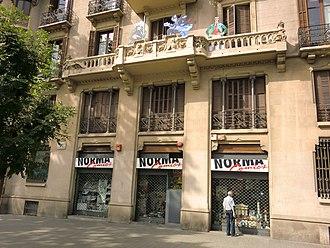 Norma Editorial - Head office of Norma Editorial