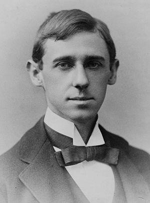 Norman Hapgood - Hapgood at Harvard (1895)