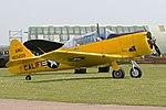 North American T-6G Texan '493209' (G-DDMV) (31002545285).jpg