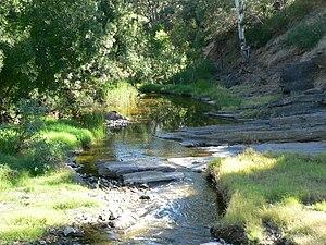North Para River - North Para River near Rowland Flat