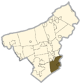Northampton county - Williams Township.png