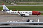 Norwegian (Selma Lagerlof livery), EI-FJF, Boeing 737-86N (28955797886) (2).jpg