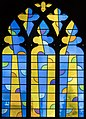 Norwich Cathedral, Stained glass window (48374111196).jpg