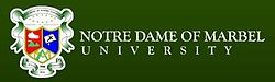 Notre Dame Of Marbel University logo alternate.jpg