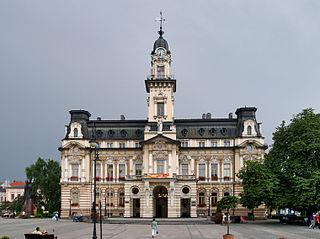 Nowy Sącz Place in Lesser Poland Voivodeship, Poland