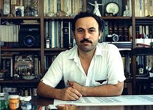 Nusret Çolpan - Nusret Colpan in the 80's
